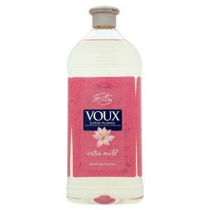 Voux Gentle Care Lotos flower extra mild jemné tekuté mýdlo 1l