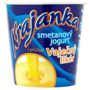 Krajanka Smetanový jogurt 150g, vybrané druhy