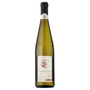 Habánské Sklepy Veltínské Zelené suché bílé víno 0,75l