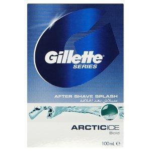 Gillette voda po holení 100ml, vybrané druhy