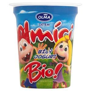 Olma Olmíci Bio bílý jogurt 110g
