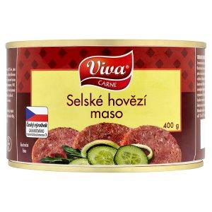 Viva Carne Selské hovězí maso 400g