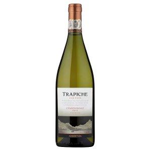 Trapiche Oak Cask chardonnay bílé víno 750ml