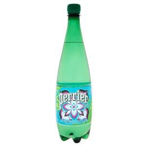 Perrier Přírodní minerální voda 1l