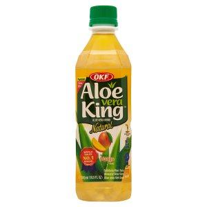 OKF King Aloe vera mango drink 500ml