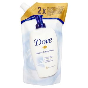 Dove tekuté mýdlo náhradní náplň 500ml, vybrané druhy
