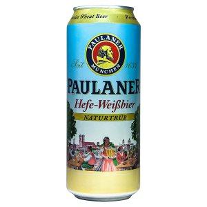 Paulaner Pivo světlé pšeničné kvasnicové 500ml