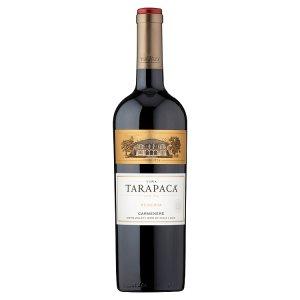 Viña Tarapacá Reserva Carmenère 2010 červené víno z Chile 0,75l