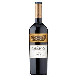 Viña Tarapacá Reserva Merlot 2010 červené víno z Chile 0,75l
