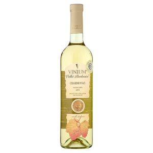 Vinium Velké Pavlovice Exclusive Chardonnay bílé polosuché jakostní víno s přívlastkem 0,75l