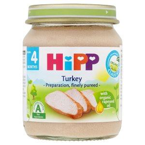 HiPP Bio Masozeleninové příkrmy vybrané druhy 125g