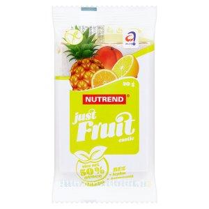 Nutrend Just Fruit Ovocná tyčinka 30g, vybrané druhy