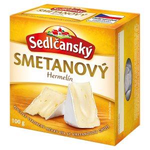 Sedlčanský Smetanový hermelín 100g