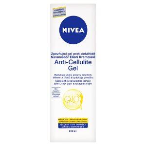 Nivea Q10 Energy+ Zpevňující gel proti celulitidě 200ml