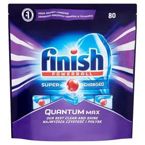 Finish Powerball Quantum Max tablety do myčky nádobí 80 ks 1240g