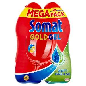 Somat gel do myčky 2 x 900ml, vybrané druhy