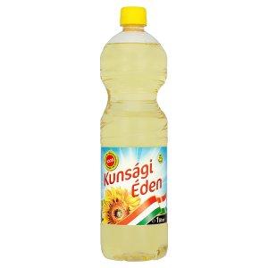 Kunsági Éden Rafinovaný slunečnicový olej 1l