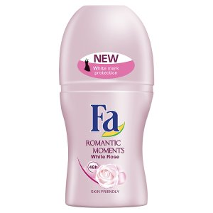 Fa Romantic Moments Kuličkový deodorant 50ml