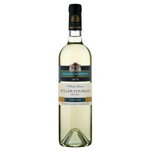 Zámecké Vinařství Bzenec Cellarium Bisencii Müller Thurgau 2012 suché bílé víno 75cl