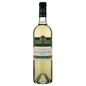 Zámecké Vinařství Bzenec Cellarium Bisencii Rulandské bílé 2011 suché bílé víno 75cl