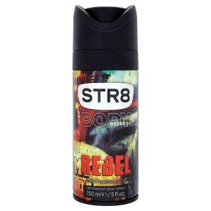 STR8 Rebel tělový deodorant ve spreji 150ml