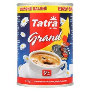 Tatra Grand zahuštěné neslazené plnotučné mléko 410g