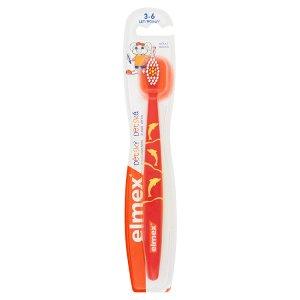 elmex Dětský zubní kartáček měkký 3-6 let