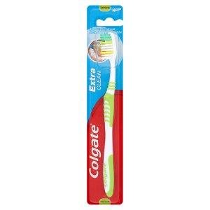 Colgate Extra Clean Střední zubní kartáček