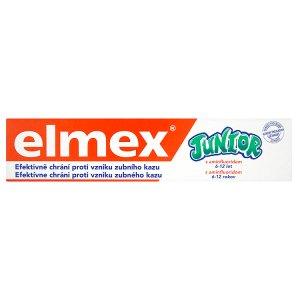 elmex Junior Zubní pasta s aminfluoridem 6-12 let 75ml