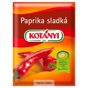 Kotányi Paprika sladká mletá 25g