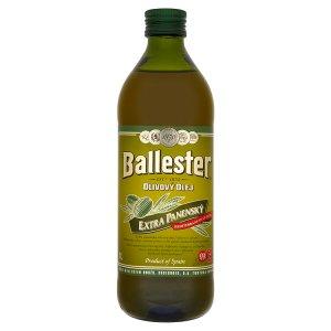 Ballester Extra panenský olivový olej 1l
