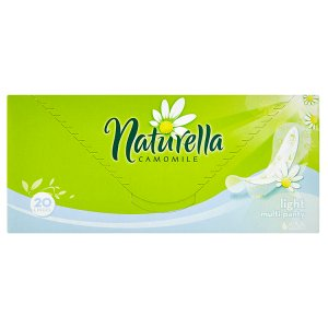 Naturella Camomile Light intimky 20 ks