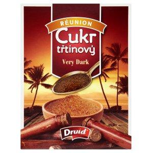 Druid Réunion cukr třtinový very dark 400g v akci