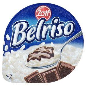 Zott Belriso mléčná rýže různé příchutě 180g