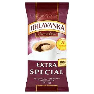 Jihlavanka Extra Special pražená mletá káva 150g