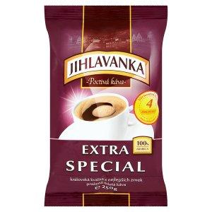 Jihlavanka Extra Special Pražená mletá káva 250g