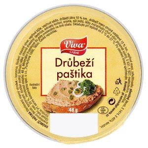 Viva Carne Drůběží paštika 48g