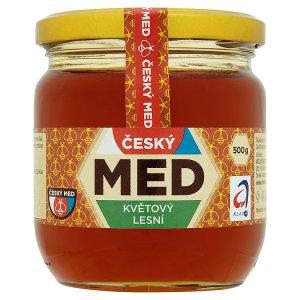 Medokomerc Český med květový lesní 500g