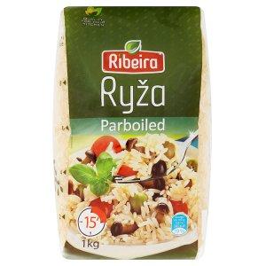 Ribeira Rýže loupaná dlouhozrnná parboiled 1kg
