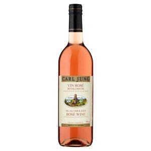 Carl Jung Rosé odrůdové dealkoholizované víno 0,75l