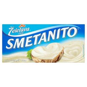 Želetava Smetanito Tavený sýr 150g