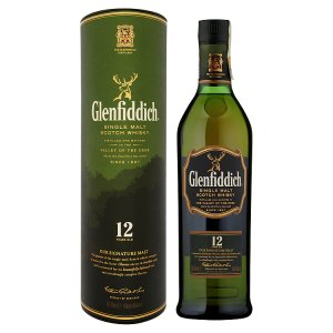 Glenfiddich 12 Years Old whisky 700ml