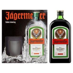 Jägermeister dárková kazeta 700ml v akci
