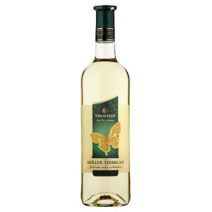 Víno Mikulov Müller Thurgau suché bílé víno 0,75l