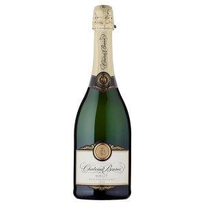 Chateau Bzenec Brut ryzlink rýnský jakostní šumivé víno 0,75l