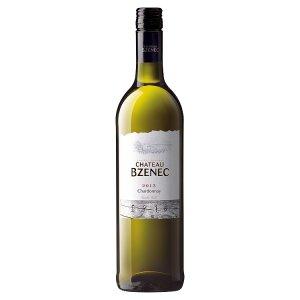 Chateau Bzenec Chardonnay jakostní víno odrůdové suché bílé 0,75l