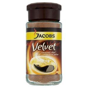 Jacobs Velvet instantní káva 100g v akci