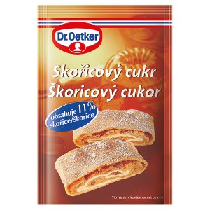 Dr. Oetker Skořicový cukr 20g