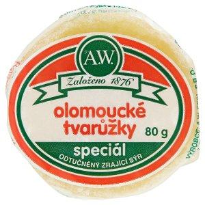A.W. Olomoucké tvarůžky speciál 80g