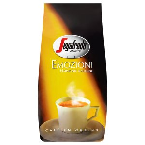 Segafredo Zanetti Emozioni zrnková káva 1000g